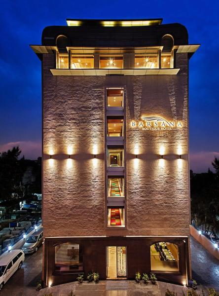 Barsana Boutique Hotel Calcuta