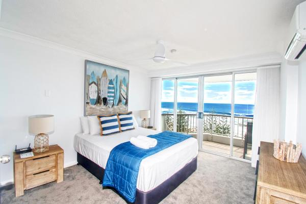 Cashelmara Beachfront Apartments Gold Coast