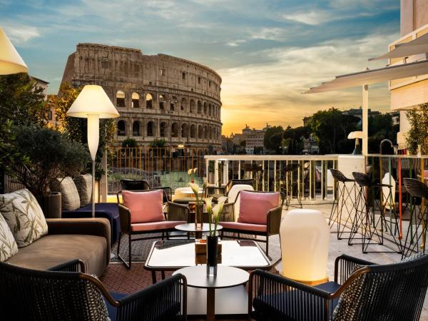 Hotel Palazzo Manfredi – Relais & Chateaux Rom
