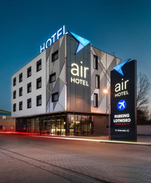 Air Hotel Warschau
