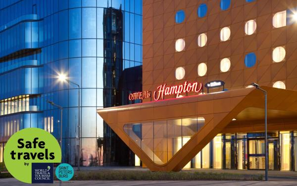 Hampton by Hilton Saint-Petersburg ExpoForum Saint Petersburg