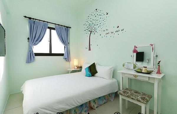 Yilan Greenbird of Happiness B&B 五结