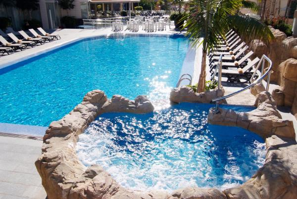 Sandos Monaco Beach Hotel & Spa - Adults Only - All Inclusive 4* Sup Benidorm