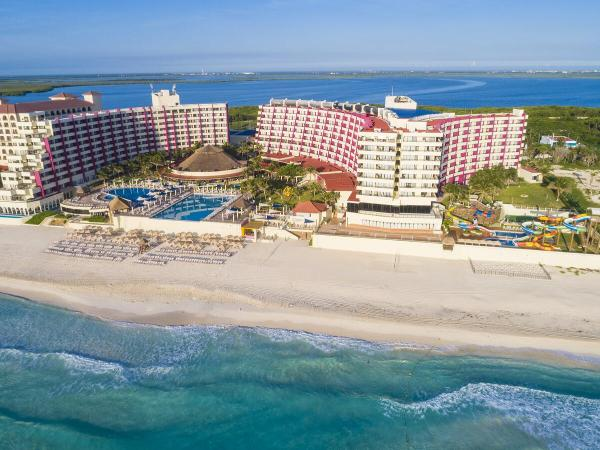 Crown Paradise Club Cancun - All Inclusive(坎昆皇冠天堂俱乐部 - 全包) 坎昆