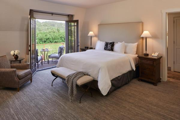 Wine Country Inn & Cottages St. Helena