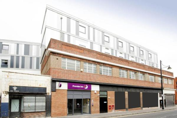 Premier Inn London Brixton Lambeth