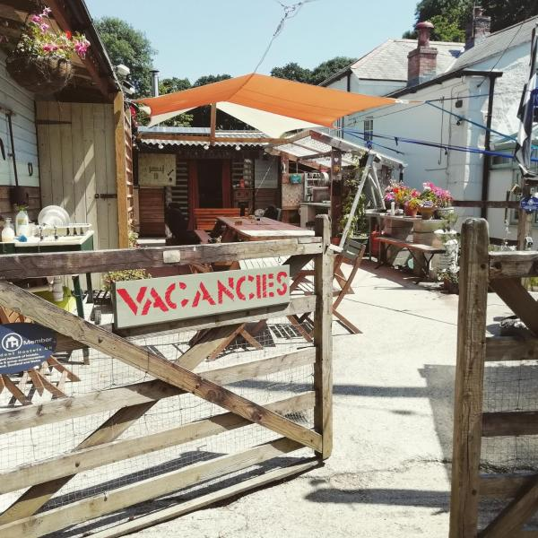 Eden's Yard Backpackers St Austell