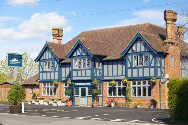 The Mayflower Lymington