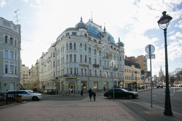 Arbat House Apartment on Nikitsky Bulvar