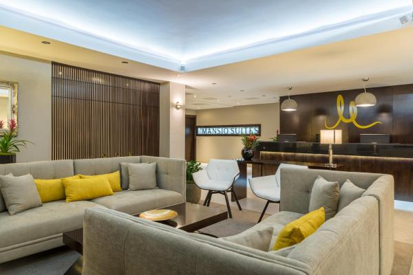 Mansio Suites The Headrow Leeds