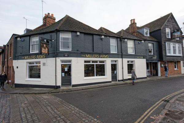 The Millers Arms Inn Canterbury