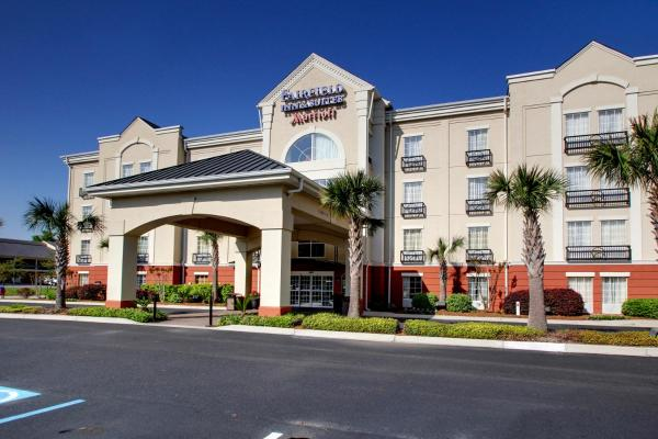 Fairfield Inn & Suites by Marriott Charleston North/Ashley Phosphate North Charleston