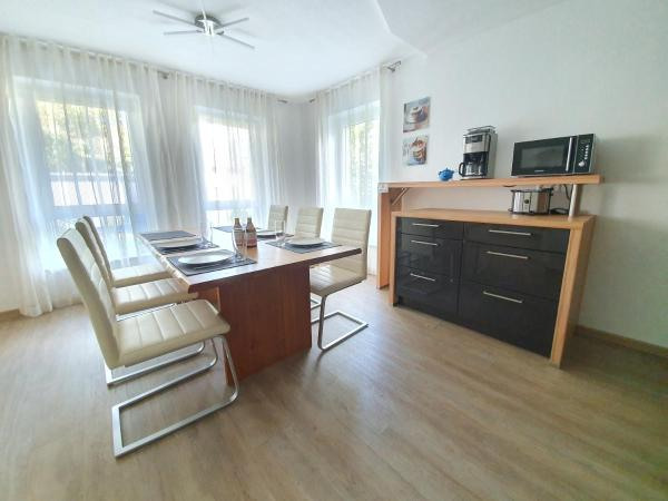 Apartment FALVIG inkl. Küche Bad Schonborn
