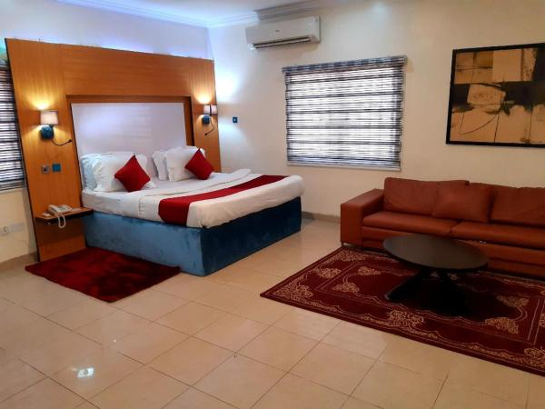Extended Stay Grand Hotel Lekki Phase 1