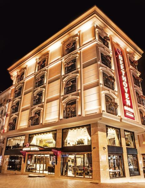 Beethoven Hotel - Special Category Estambul