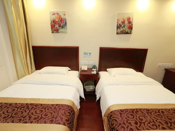 GreenTree Eastern SiChuan ZiGong Huashang International City Huichuan Road Hotel 自贡