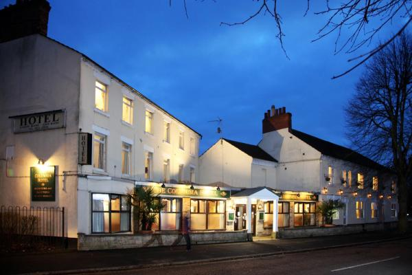 The Columbia Hotel Wellingborough