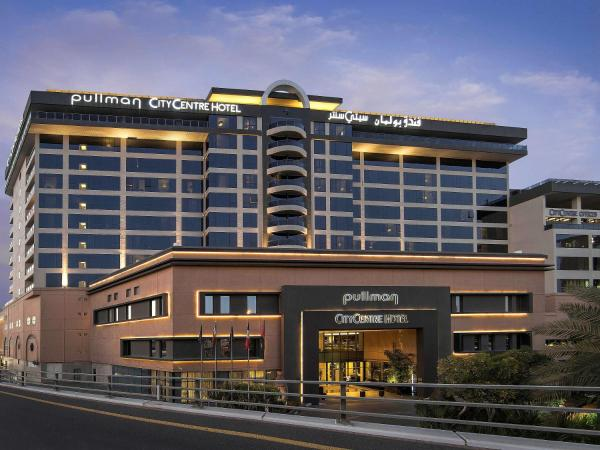 Pullman Dubai Creek City Centre(普尔曼迪拜河城市中心酒店) 迪拜