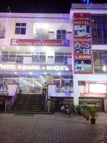 Hotels Rajmahal Bareilly