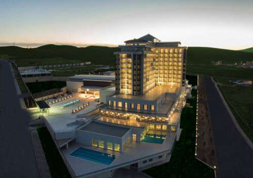 Alila Deluxe Thermal Hotel & Spa Afyon