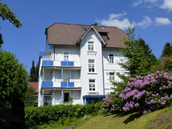 Hotel Fidelitas Bad Herrenalb