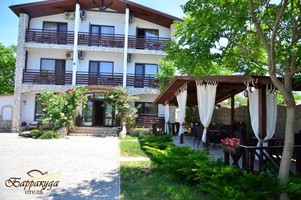 Barracuda Guest House Olenevka