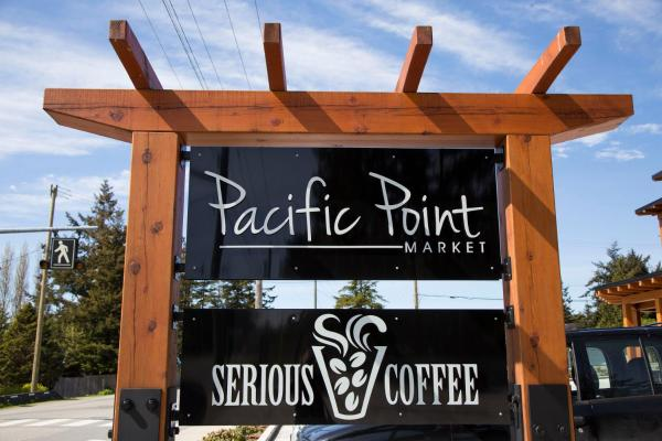 Pacific Point Market and Suites Powell River