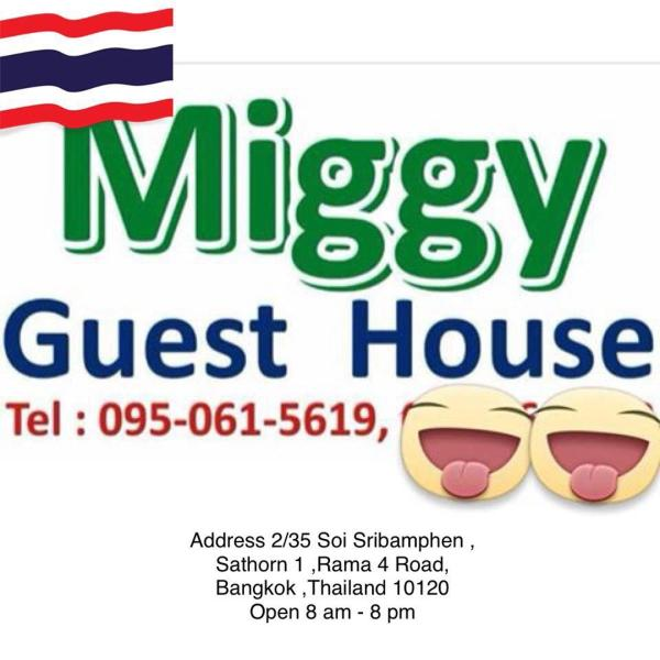 Miggy Guest House Sathorn