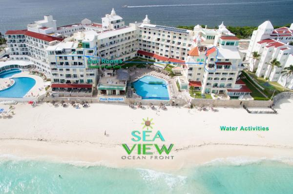 Cancun Plaza Sea View