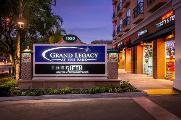 Grand Legacy At The Park Anaheim