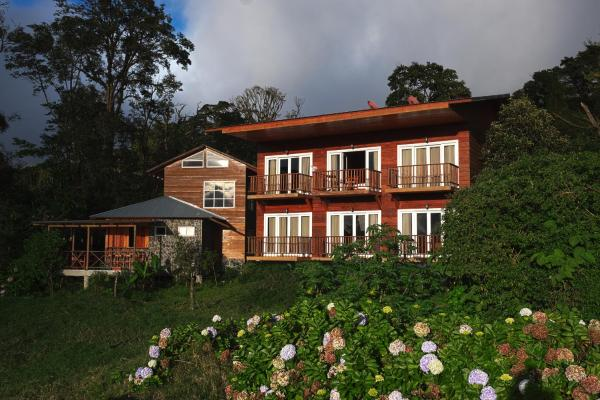 Hotel Bosque Verde Lodge Monteverde