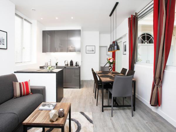 Luxury 2 Bedroom Montorgueil