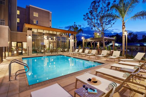 Homewood Suites by Hilton San Diego Mission Valley/Zoo Mission Valley