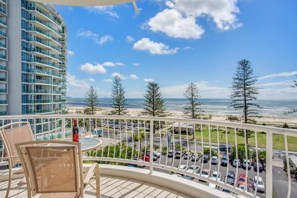 Kirra Beach Apartments 黄金海岸