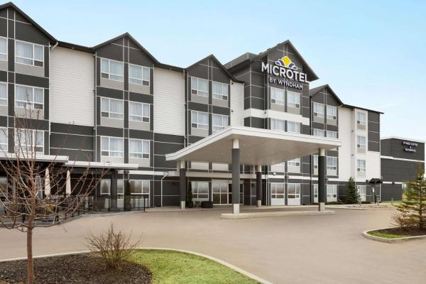 Microtel Inn & Suites by Wyndham Bonnyville Bonnyville