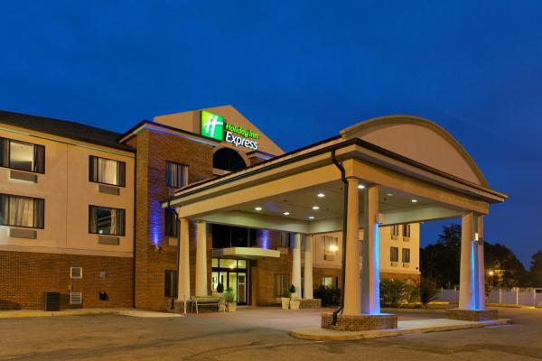 Holiday Inn Express & Suites Sylacauga Sylacauga