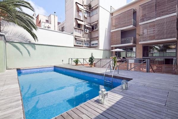 My Space Barcelona Gracia Pool Terrace Gracia