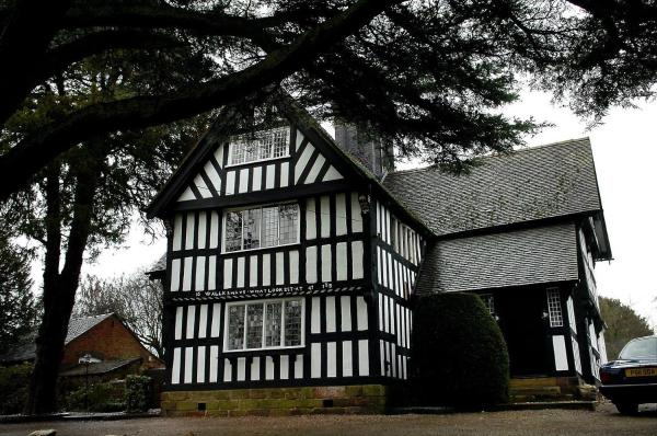 The Old Hall Country House Madeley