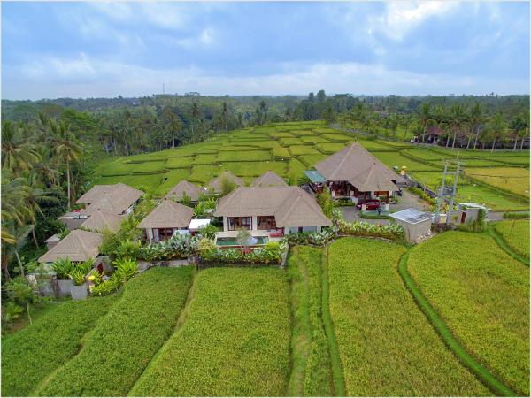 Anusara Luxury Villas Ubud