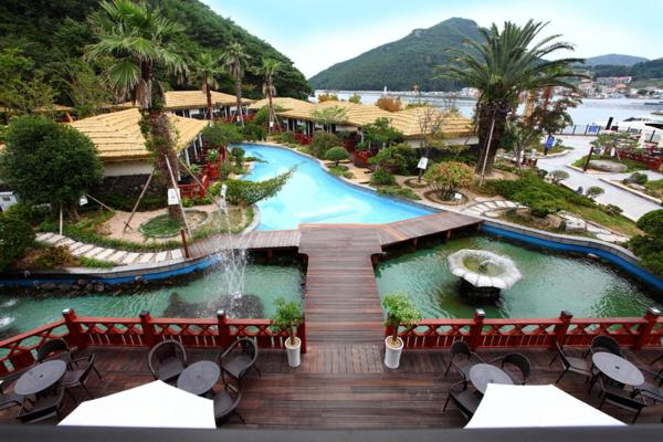 Tongyeung Hansan Marina Resort