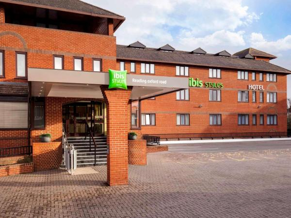 ibis Styles Reading Oxford Road Reading