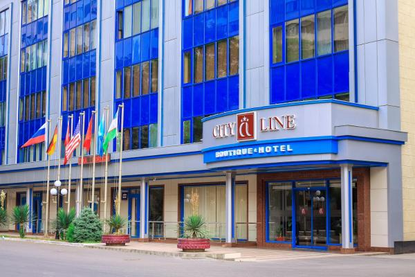 City Line Boutique Hotel Ташкент