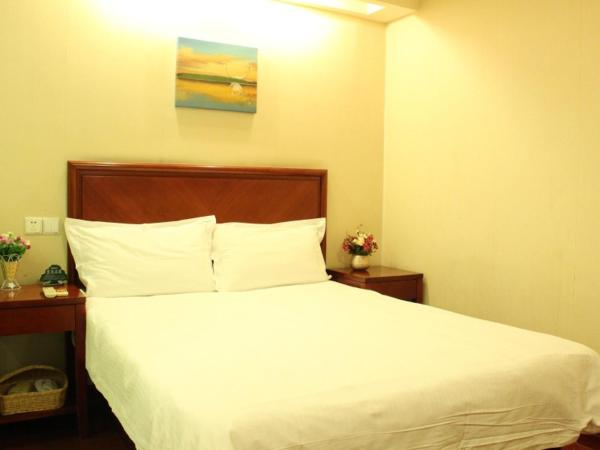 Greentree Inn Jiangsu Suzhou Wujiang yongkang Pedestrian Road Express Hotel Wu Jiang District