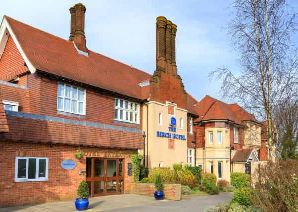 Best Western Birch Hotel Haywards Heath