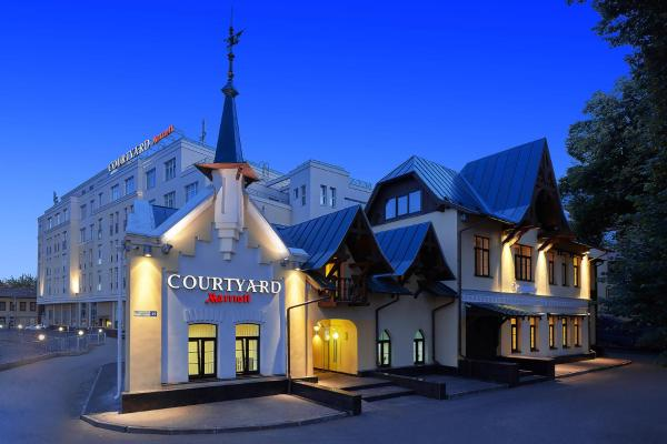 Courtyard by Marriott Nizhny Novgorod City Center Nizhniy Novgorod