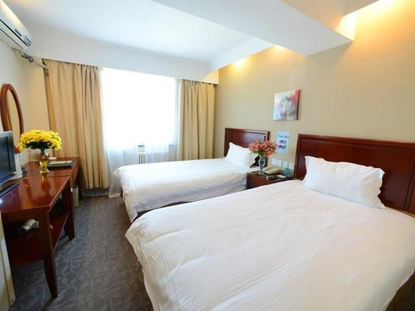GreenTree Inn Anhui Huaibei Renmin Road Business Hotel Huaibei