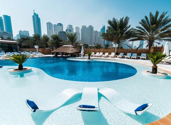 Habtoor Palace, LXR Hotels & Resorts 迪拜
