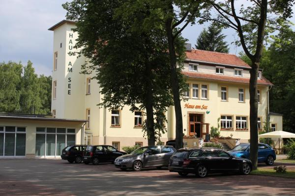 Wellness- & Sporthotel Haus am See Арендзе