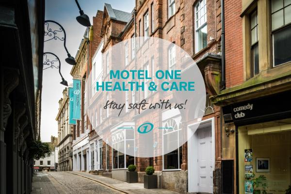 Motel One Newcastle Newcastle