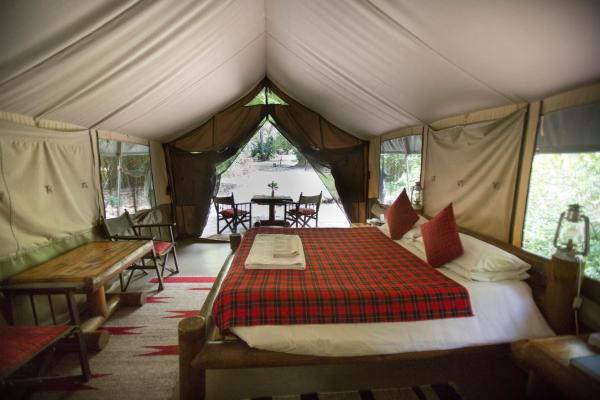 Siana Springs Tented Camp Ololaimutiek